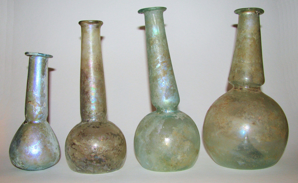 THE TRANSITION FROM ANCIENT TO EARLY MEDIEVAL GLASS